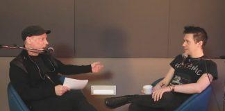 Entrevista com Tobias Forge, do Ghost