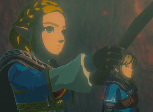 Sequência de The Legend of Zelda: Breath of the Wild