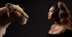 Beyoncé e Nala o Rei Leão