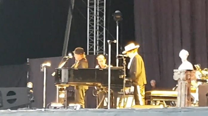 Bob Dylan e Neil Young