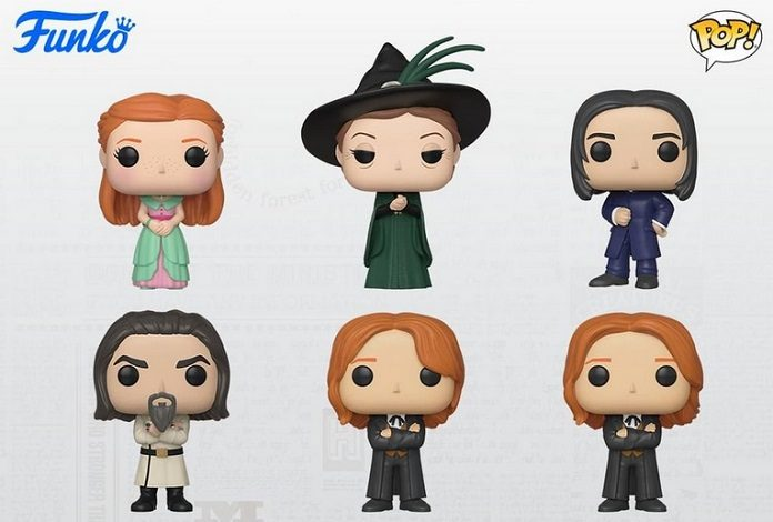 Bonecos Funko Harry Potter Cálice