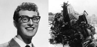 Buddy Holly avião o dia em que a música morreu acidente