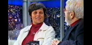 Cássia Eller no Jô Soares