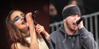 CHVRCHES e Hatebreed