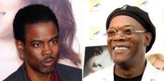 Chris Rock e Samuel L. Jackson em Jogos Mortais