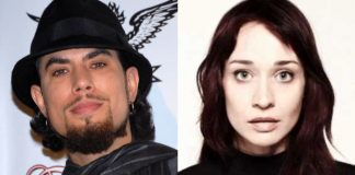 Dave Navarro e Fiona Apple