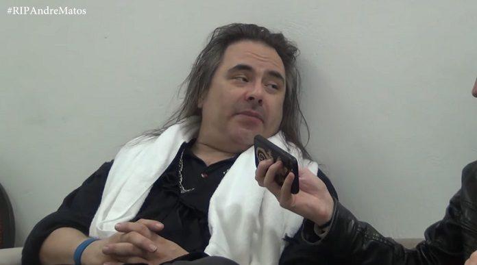 Entrevista Shaman Andre Matos