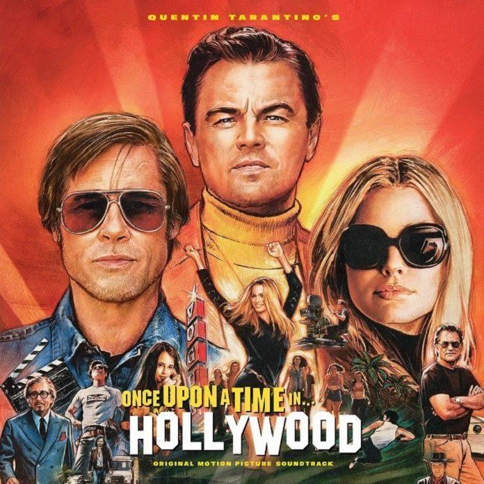 Era Uma Vez em... Hollywood Trilha Sonora Quentin Tarantino