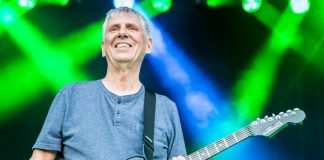 Greg Ginn, do Black Flag