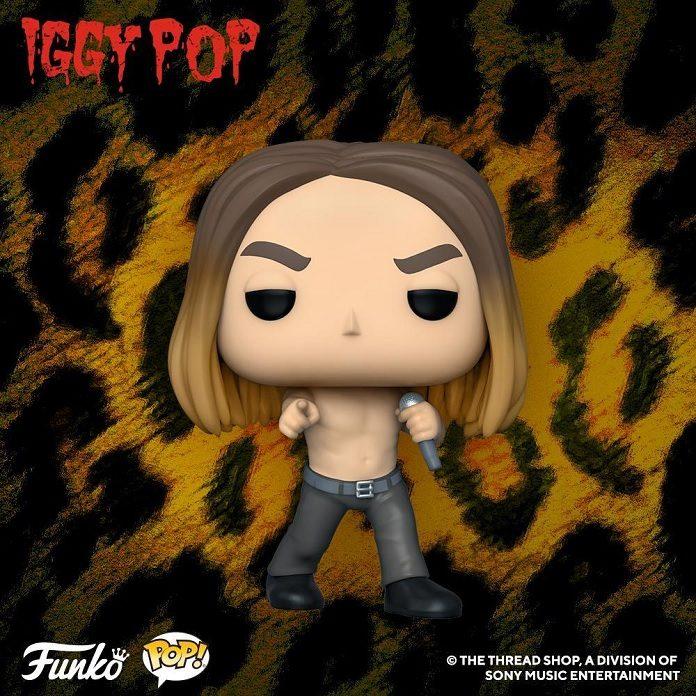 Iggy Pop Funko Pop