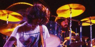 Jimmy Page e John Bonham Led Zeppelin