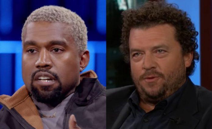 Kanye West e Danny McBride