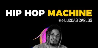 Luccas Carlos - Hip Hop Machine