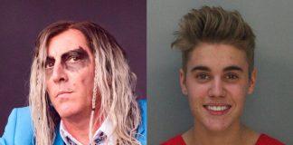 Maynard James Keenan (Tool) e Justin Bieber