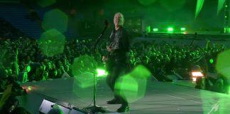 Metallica chuvona do caralho