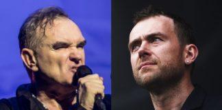 Morrissey e Damon Albarn
