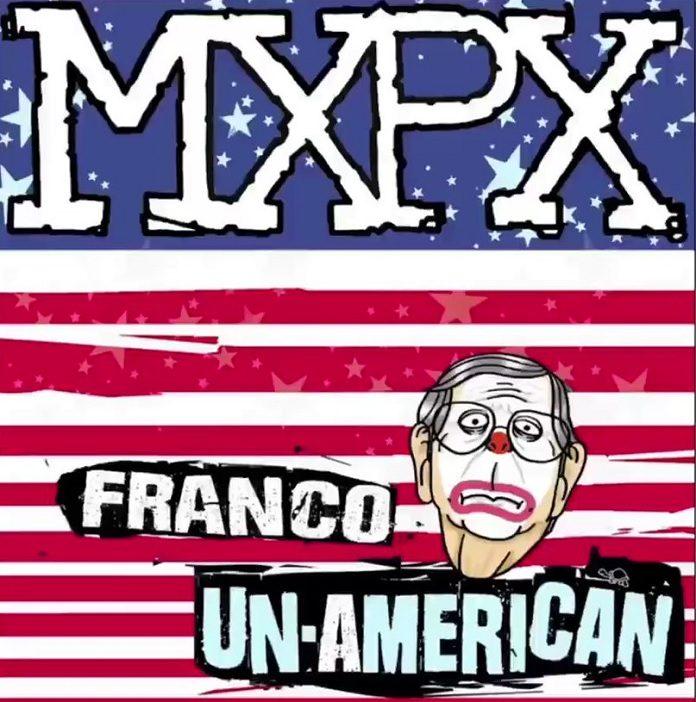 MxPx Franco Un-American