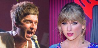 Noel Gallagher e Taylor Swift