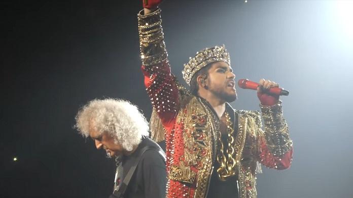 Queen e Adam Lambert iniciam a turnê