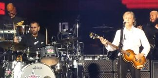 Ringo Starr e Paul McCartney