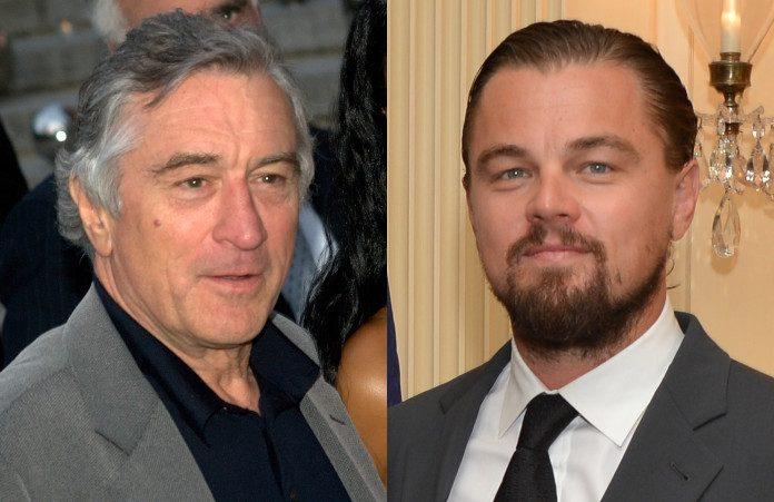 Robert De Niro e Leonardo DiCaprio