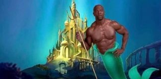 Terry Crews A Pequena Sereia