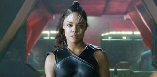 Tessa Thompson Valkyrie Marvel Thor