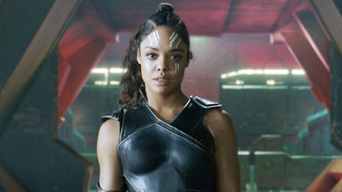 Tessa Thompson Valkyrie Marvel Thor