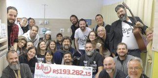 The Beatles pela Vida Santa Catarina