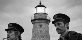 The Lighthouse - Robert Pattinson e William Dafoe