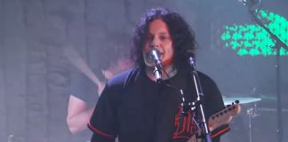The Raconteurs no Jimmy Kimmel NINOVO