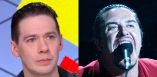 Tobias Forge (Ghost) e Mike Patton (Faith No More)