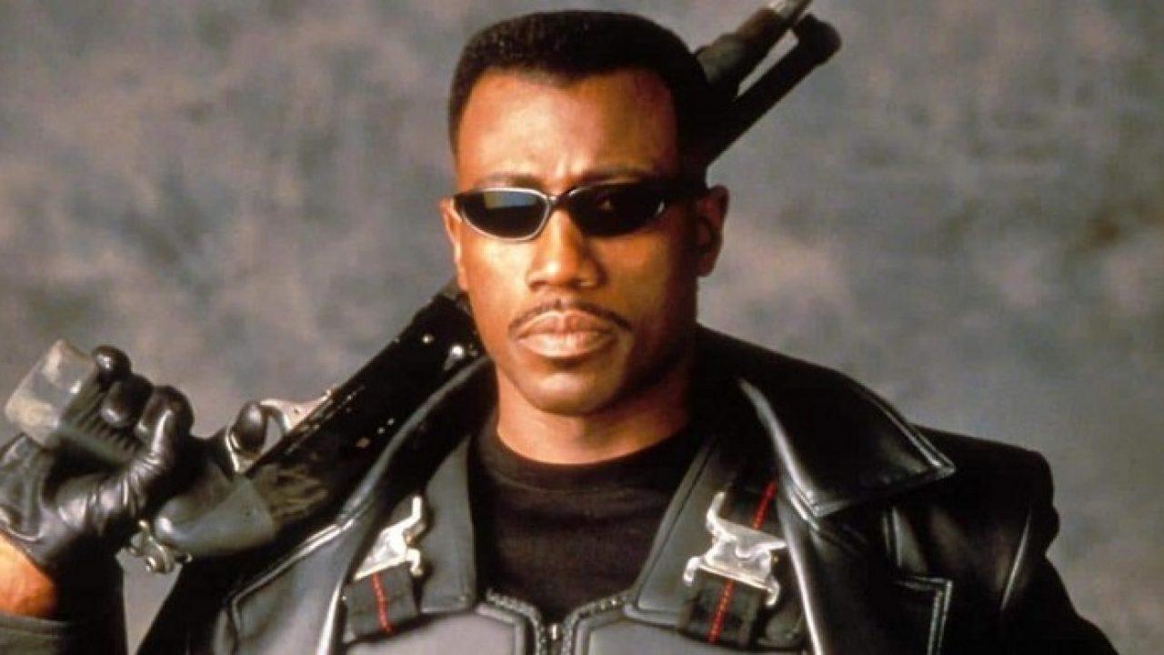 Wesley Snipes como Blade