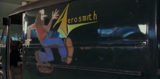 Van do Aerosmith