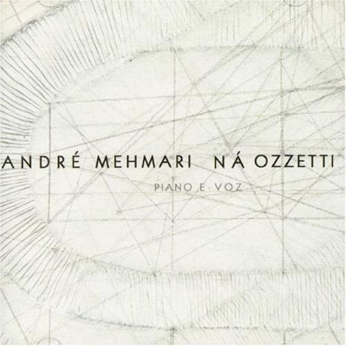 André Mehmari & Ná Ozzetti - Piano e Voz