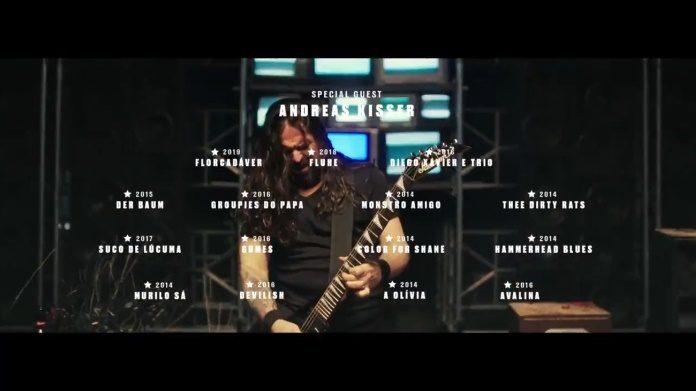 Andreas Kisser e nova geração de bandas
