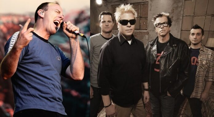 Bad Religion e The Offspring