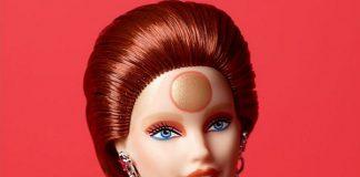 Barbie inspirada em David Bowie