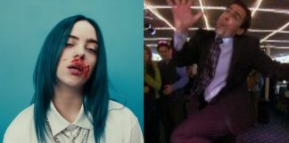 Billie Eilish e The Office