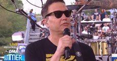 blink-182 Mark Hoppus Good Morning America