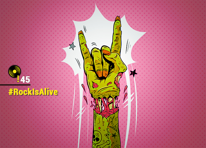 #RockIsAlive