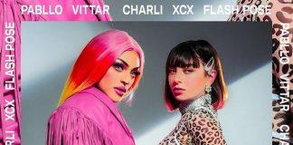 Charli XCX e Pabllo Vittar em Flash Pose