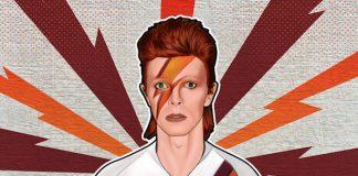 David Bowie homenageado pela Roma