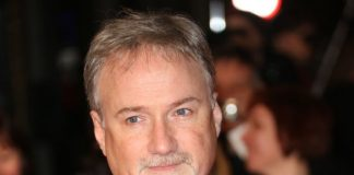 David Fincher em 2013