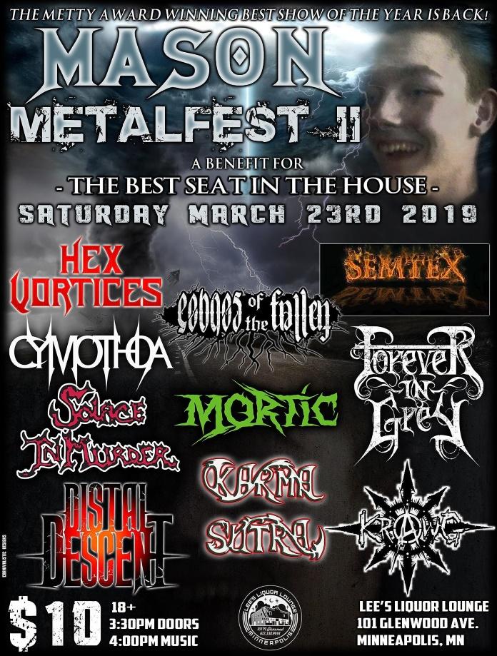 Mason Metalfest