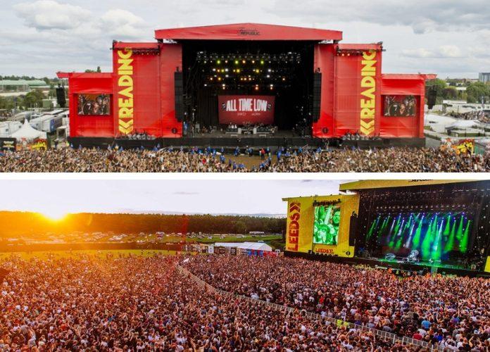 Festival Reading e Leeds