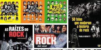 Livros sobre Rock And Roll