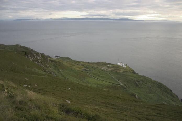 Mull Of Kintyre, na Escócia