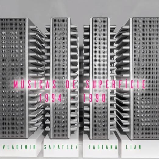 """Capa de """"Músicas de Superfície"""" (Fabiana Lian & Vladimir Safatle)"""
