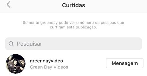 Instagram remove número de curtidas